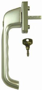 Hoppe London Series Internal Only Patio Door Handle